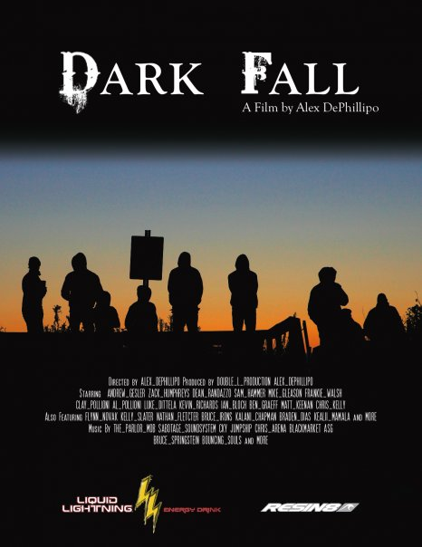 Dark Fall Film Showing & Chapter Social