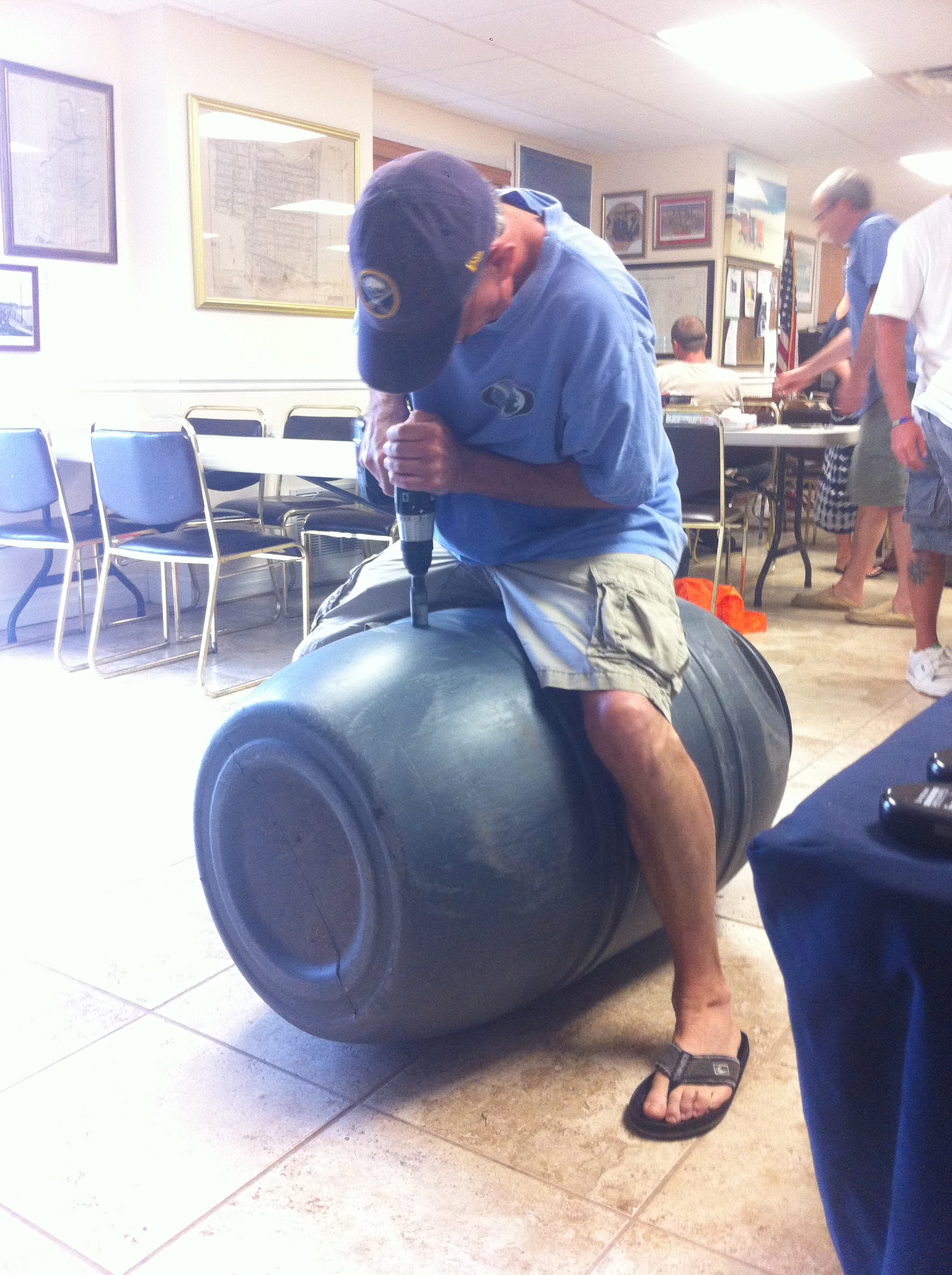 Toms River Build-A-Rain-Barrel Workshop