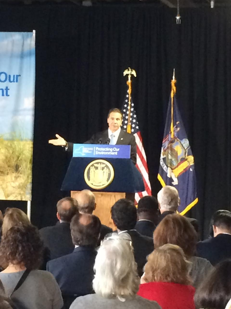Governor Cuomo Vetoes Port Ambrose LNG Project