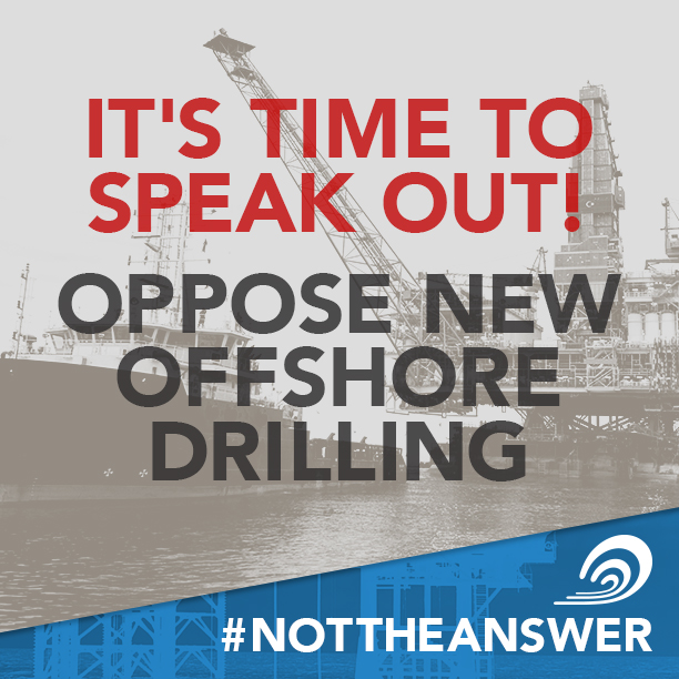 Thinking Globally, Signing Locally – Against Oil Drilling