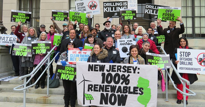 NJ OFF Fossil Fuels!