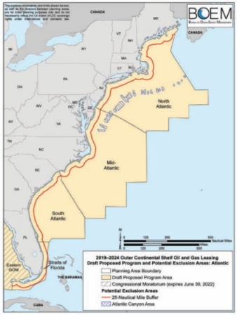 Alliance Urges Turn Out for Offshore Oil Public Meeting