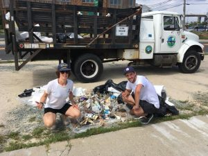Sea Bright Beach Cleanup