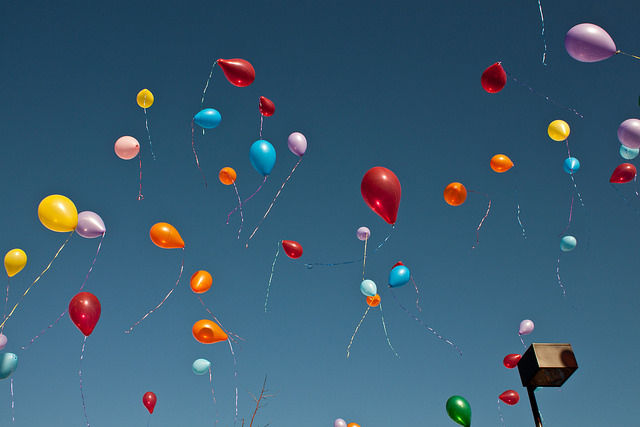 Long Branch Introduces Intentional Balloon Release Ban!