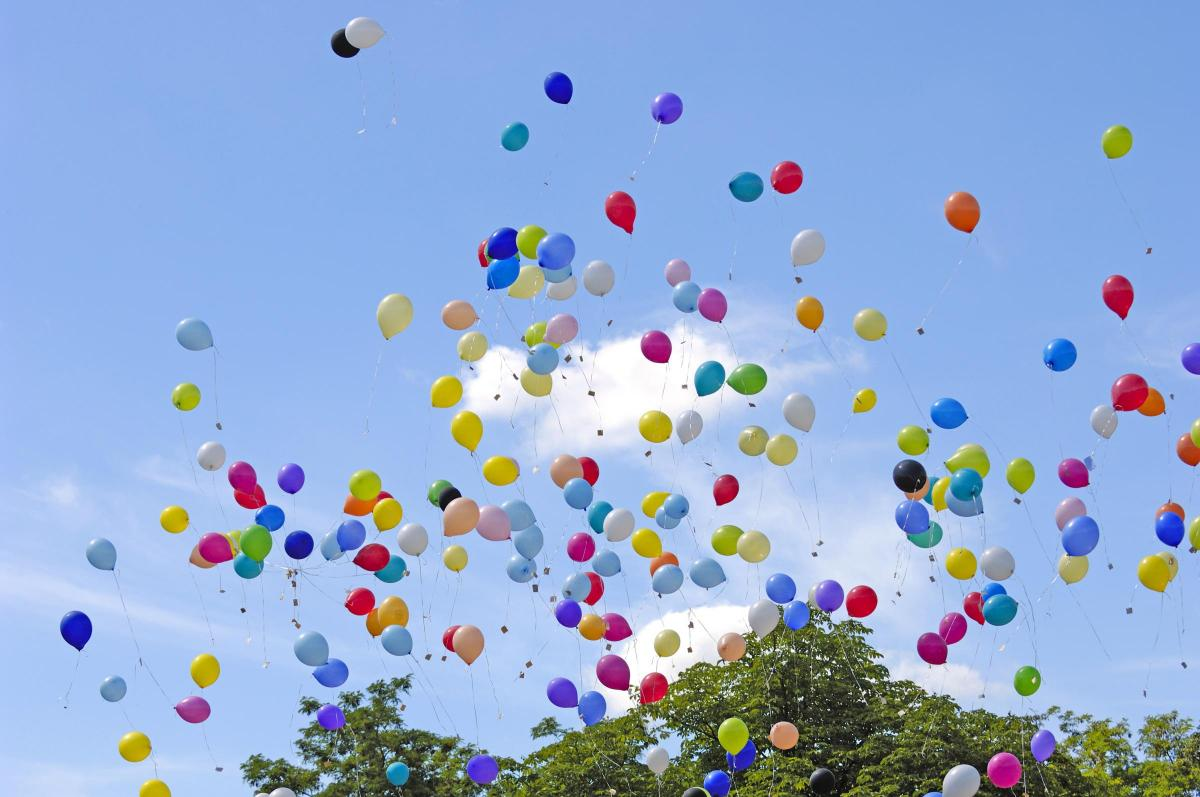 Asbury Park Introduces Intentional Balloon Release Ban!