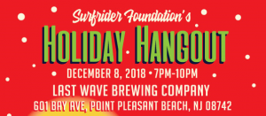 Surfrider Holiday Hangout Announced!
