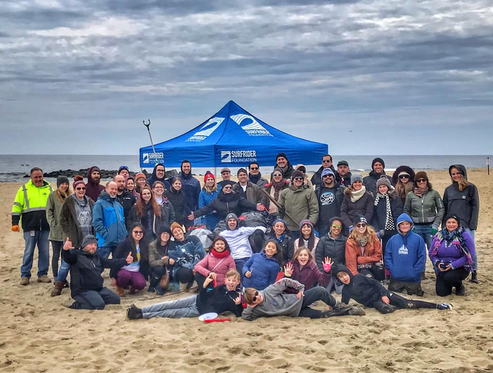 North Beach Winter Cleanup A Success!