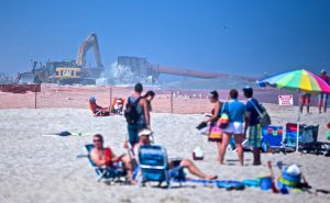 MONEY & SAND: SAY NO TO DOUBLED BEACH REPLENISHMENT FUNDS!