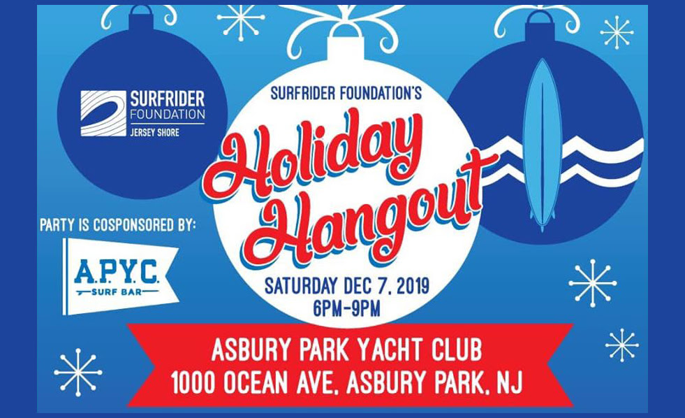 ANNUAL SURFRIDER HOLIDAY HANGOUT!